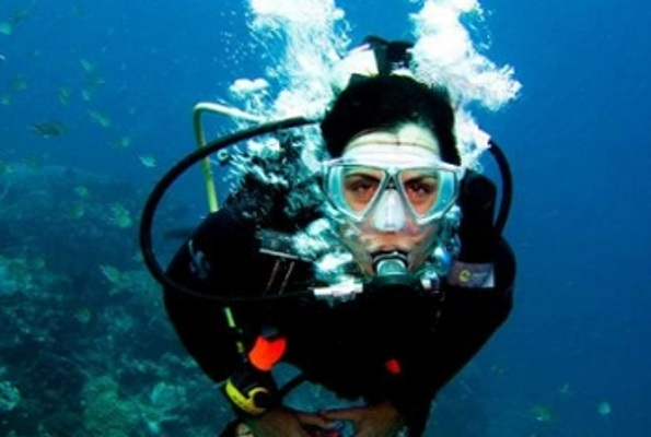 Exclusive Dives packages