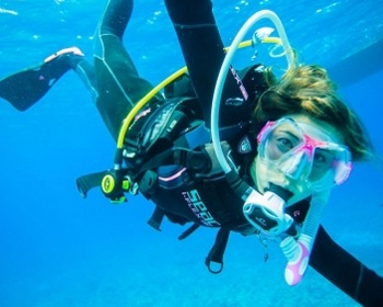 Try Diving with our Basic Diver Program